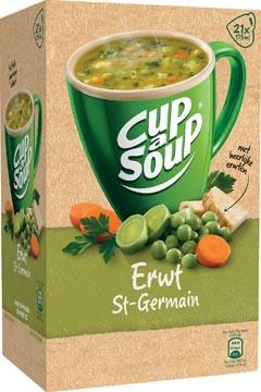 Cup-a-Soup pois (St. Germain), paquet de 21 sachets