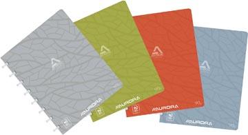Adoc cahier Design, ft A5, 144 pages, couverture en carton, ligné, couleurs assorties