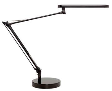 Unilux lampe de bureau Mamboled, lampe LED, noir