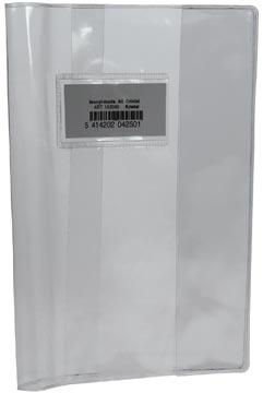 Bronyl protège-cahiers ft 16,5 x 21 cm (cahier), cristal