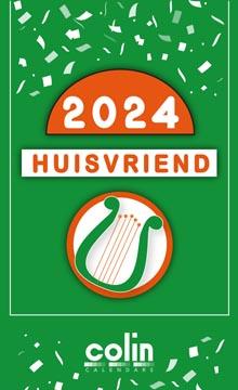 Bloc éphéméride Huisvriend 2022