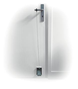 EOL kit Protect open, sysème pour ouvrir la porte sans utiliser les mains