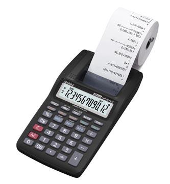 Calculatrices de bureau avec rouleau
