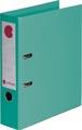 Calipage classeur, pour ft A4, complète en PP, dos de 8 cm, turquoise